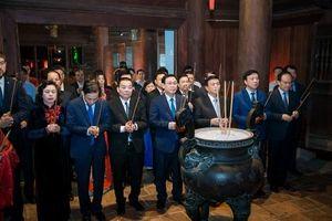 Hà Nội: Tổ chức trọng thể lễ kỷ niệm 650 năm ngày mất thầy giáo Chu Văn An (1370-2020)
