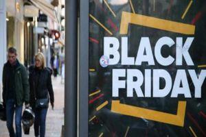 Tình hình ngày mua sắm Black Friday trên thế giới ảm đạm do dịch COVID-19