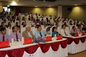 Hơn 400 y, bác sĩ, dược sĩ dự hội nghị khoa học tại Bệnh viện Đa khoa Trung tâm An Giang