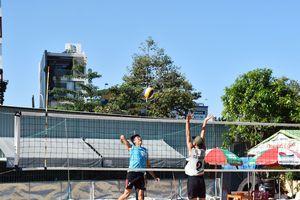 10 CLB dự Giải bóng chuyền bãi biển tỉnh
