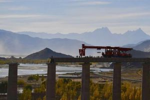Trung Quốc xây thêm tuyến đường sắt tới Tây Tạng