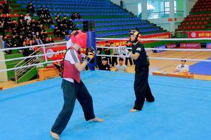Khai mạc giải vô địch các CLB Võ thuật cổ truyền tỉnh Quảng Ninh năm 2020