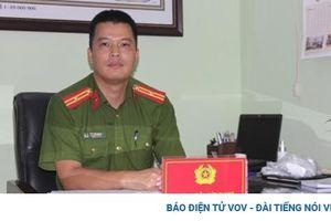 Trưởng Công an phường Thanh Xuân Nam: Thay đổi từ những biến cố