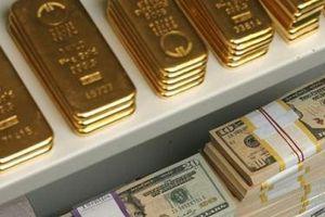 Vàng và USD giảm nhẹ phiên cuối tuần