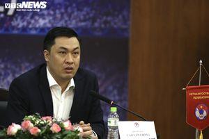 Doanh thu giảm 25%, VFF vẫn tin Phó Chủ tịch Tài chính hoàn thành nhiệm vụ