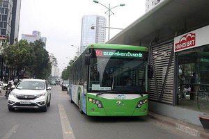 Hà Nội sẽ có 8 tuyến buýt nhanh BRT, tăng tốc vận tải khách công cộng
