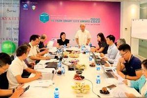 Sắp trao Giải thưởng thành phố thông minh Việt Nam 2020