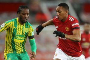 Man United 0-0 West Brom: Martial bỏ lỡ cơ hội