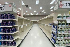 Dân Mỹ lại giành nhau mua giấy vệ sinh