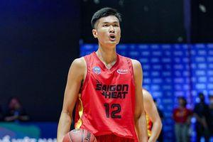 Phú Vinh - cầu thủ bóng rổ Việt Nam duy nhất cao hơn 2 m
