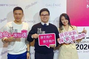 Thành tỷ phú sau 4 năm bán mỹ phẩm online ở Trung Quốc