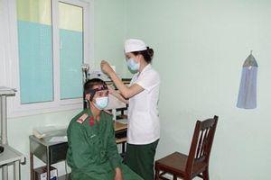 Hiệu quả thực hiện bảo hiểm y tế quân nhân