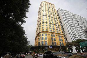 Tòa nhà dát vàng ở Hà Nội được lên báo Trung Quốc