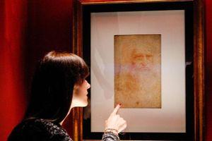 Xuất hiện bức tranh chưa từng biết đến của danh họa Leonardo da Vinci?