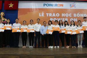 TP.HCM: Trao học bổng cho 191 sinh viên vượt khó học giỏi