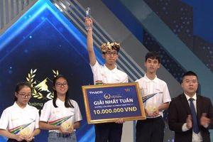 Nam sinh Lâm Đồng lật ngược tình thế giành vòng nguyệt quế Olympia 2021