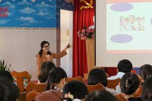 Cần Thơ: Tập huấn kỹ năng tạo động lực học tập cho học sinh tiểu học