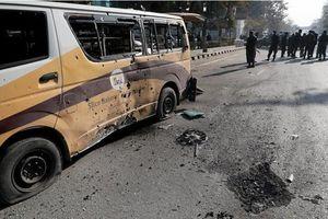 23 quả rocket tấn công thủ đô Kabul của Afghanistan, 8 người dân thiệt mạng