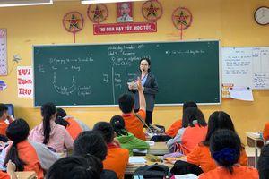 'Thầy cô hạnh phúc - giáo dục hạnh phúc' là phương châm của trường Nguyễn Trãi