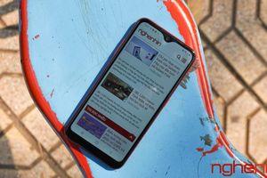 Galaxy A02: smartphone giá rẻ nhất Samsung pin 5.000mAh chuẩn bị lên kệ