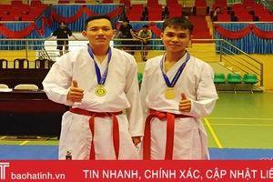 Chàng trai 'vàng' Hồ Tiến Đạt và hành trình chinh phục đấu trường karate