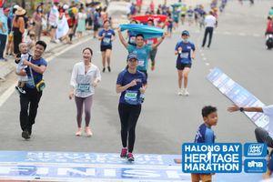 Hơn 2.500 vận động viên tham gia Giải Marathon Di sản Vịnh Hạ Long