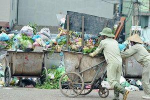 Xóa cào bằng rác phí để xây dựng 'kinh tế chất thải'