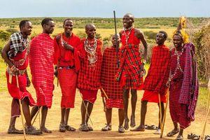 Các bộ lạc châu Phi vẫn sống du mục, tự cung tự cấp