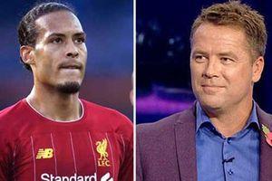 'Van Dijk vẫn có thể là cứu tinh của Liverpool ở mùa này'