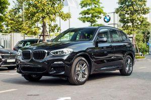 Những ưu điểm trên BMW X3 giá từ 2,279 tỷ đồng tại Việt Nam