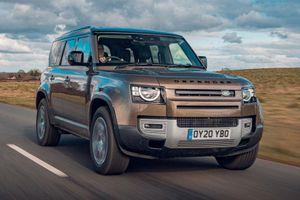 Bảng giá xe Land Rover tháng 11/2020