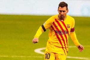 Barca: 'Gã khổng lồ' trầm cảm vì Messi