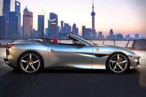 Chi tiết siêu xe Ferrari Portofino M 2021