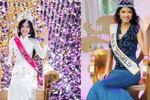 Vì sao hoa hậu Đỗ Thị Hà được ví là 'truyền nhân' của Trương Tử Lâm?
