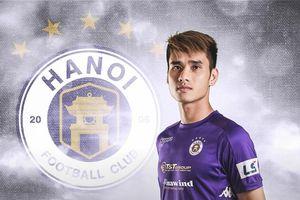Hà Nội FC chia tay cựu tuyển thủ Việt Nam