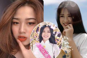 Nàng Tân Hoa hậu 19 tuổi chỉ mê 2 sắc son 'chân ái'