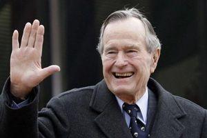 Cuộc sống hậu Nhà Trắng của cố Tổng thống George H.W. Bush