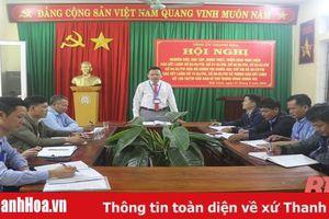 Nâng cao chất lượng sinh hoạt chi bộ ở Đảng bộ thị xã Nghi Sơn