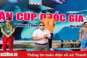 Giải bơi - lặn cúp quốc gia 2020: Phạm Thị Vân giành 5 HCV trong ba ngày đầu tiên