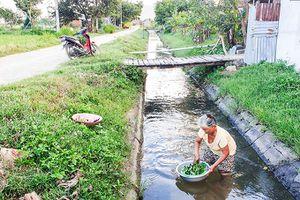30 năm mong chờ nước sạch