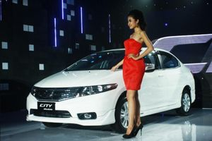Honda City 2013 giá bao nhiêu?