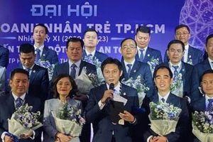 Doanh nhân Phạm Phú Trường giữ chức Chủ tịch Hội Doanh nhân trẻ TP Hồ Chí Minh