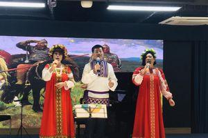 Chương trình Âm nhạc &Văn hóa Nga tại Việt Nam: tái hiện các nhạc phẩm Nga nổi tiếng