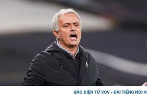 HLV Mourinho tuyên bố sốc sau khi gieo sầu cho Man City