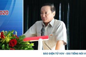 Hội nghị doanh nghiệp Việt Nam hợp tác, đầu tư, kinh doanh tại Lào 2020
