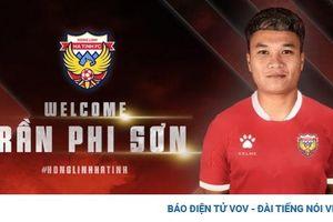Chuyển nhượng V-League 2020: Phi Sơn chính thức gia nhập Hà Tĩnh