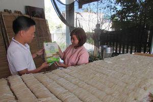 Xây dựng sản phẩm OCOP ở Định Hóa: Chính quyền đóng vai trò kiến tạo