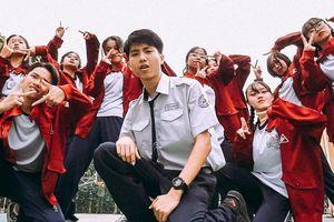 Đỉnh như trường người ta: Sáng tác rap 'khoe' trường, khởi đầu dự án 16 trường trung học