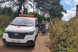 Đắk Lắk: Người đàn ông tử vong bên đường quốc lộ