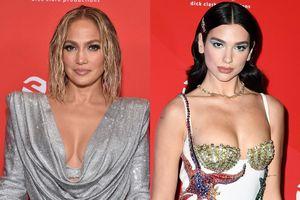 Jennifer Lopez và dàn sao gợi cảm trên thảm đỏ AMAs 2020